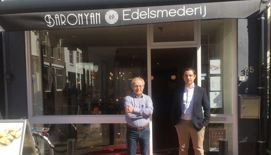 Baronyan Edelsmederij: specialist in 'custom made' sieraden