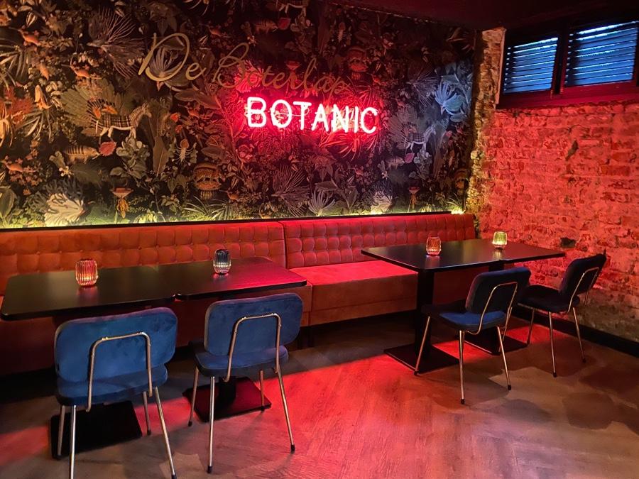 De Boterlap Botanic 'Sfeervol eten en drinken in het groen'