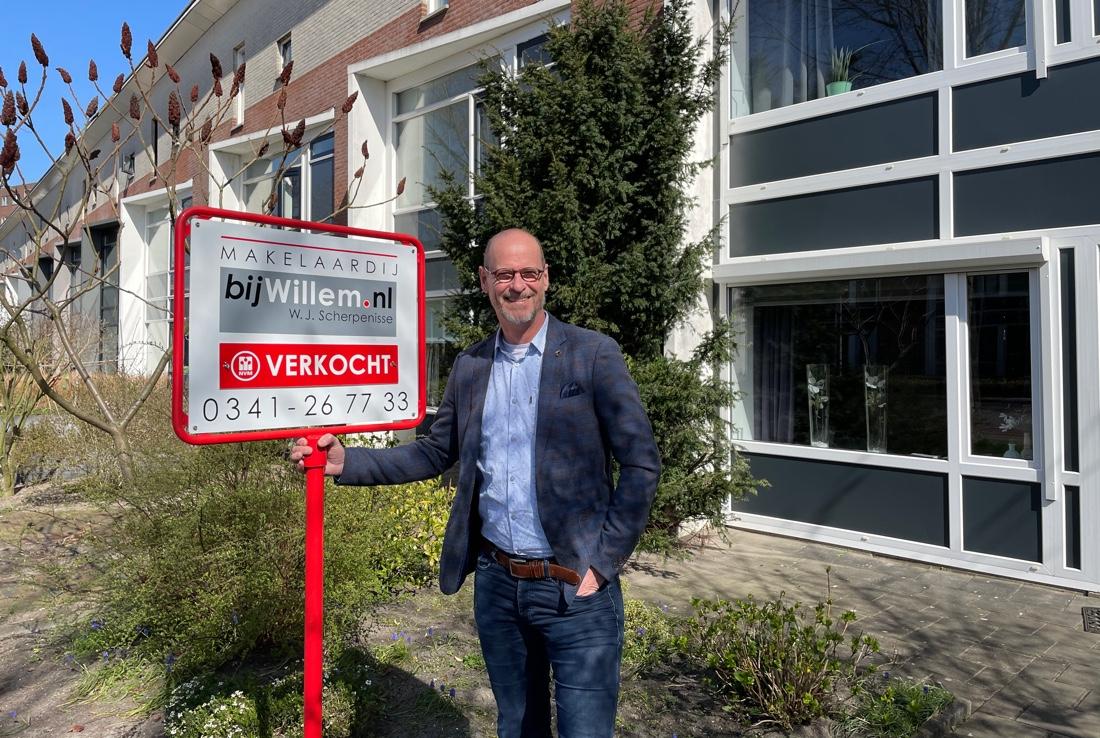 Online bieden op woning bijWillem.nl transparant voor koper