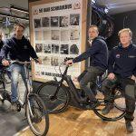 Schraverus Fietsen breidt uit: 'Nieuwe werkplaats is hele verbetering'