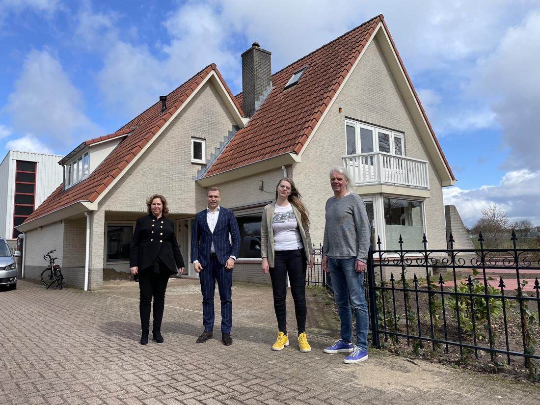 Villa krijgt maatschappelijke bestemming